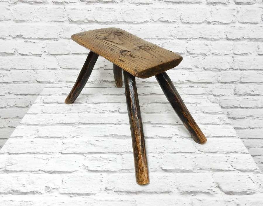 Stools, stools and more stools