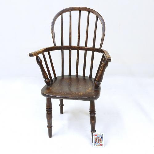 C19th Child's Windsor Chair