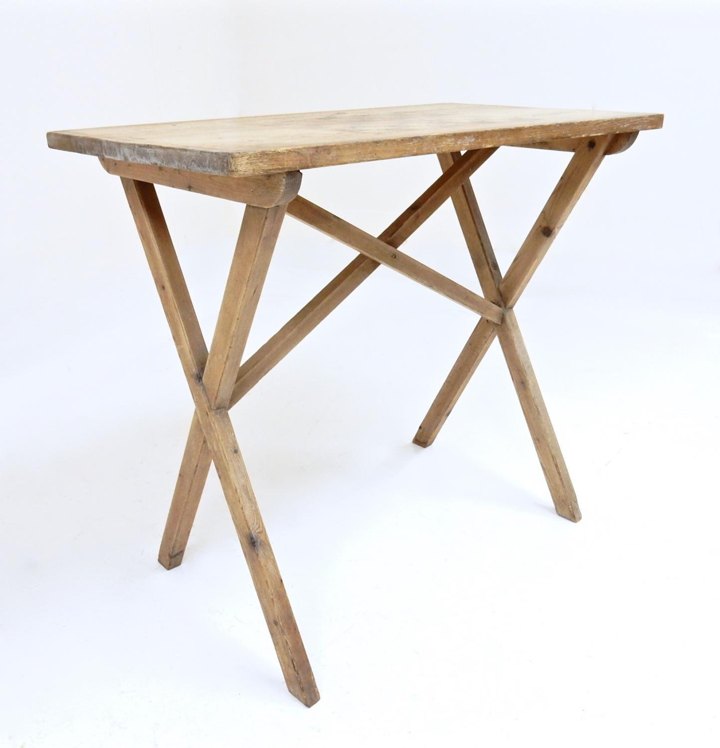 Pine Tavern Table with Gameboard