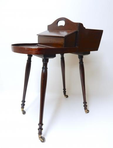 Antique Butler's Stand