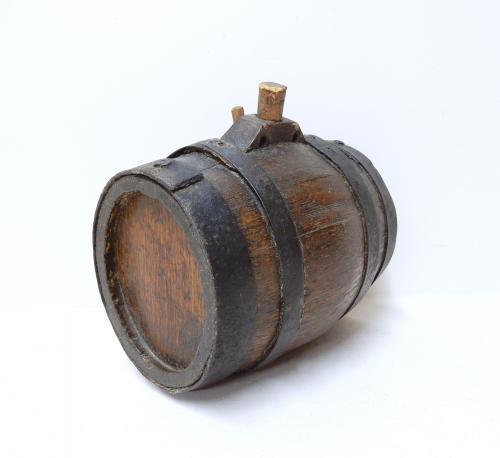 Antique Cider Firkin