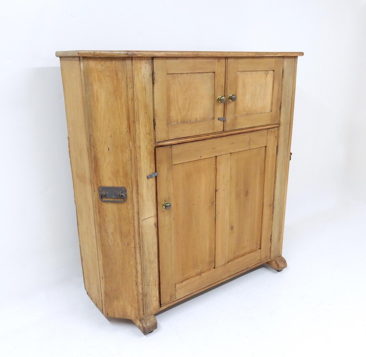 Antique Huffer Cupboard