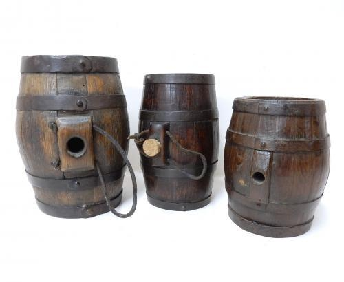 Antique Cider Firkins