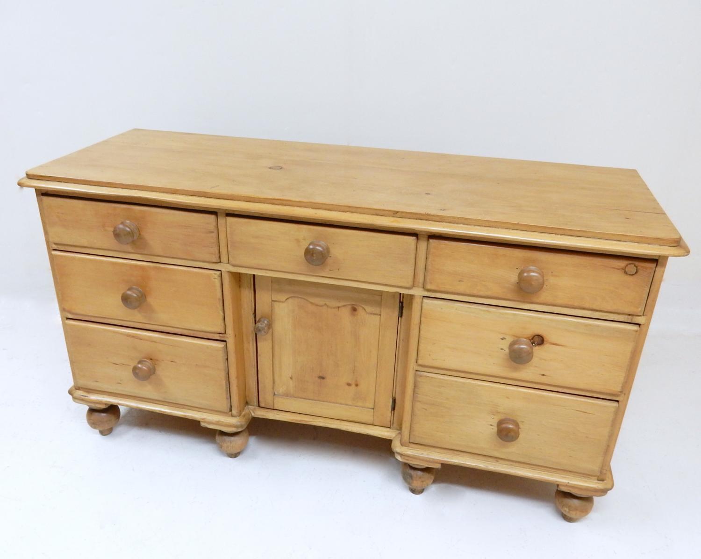 Victorian Pine Kitchen Dresser