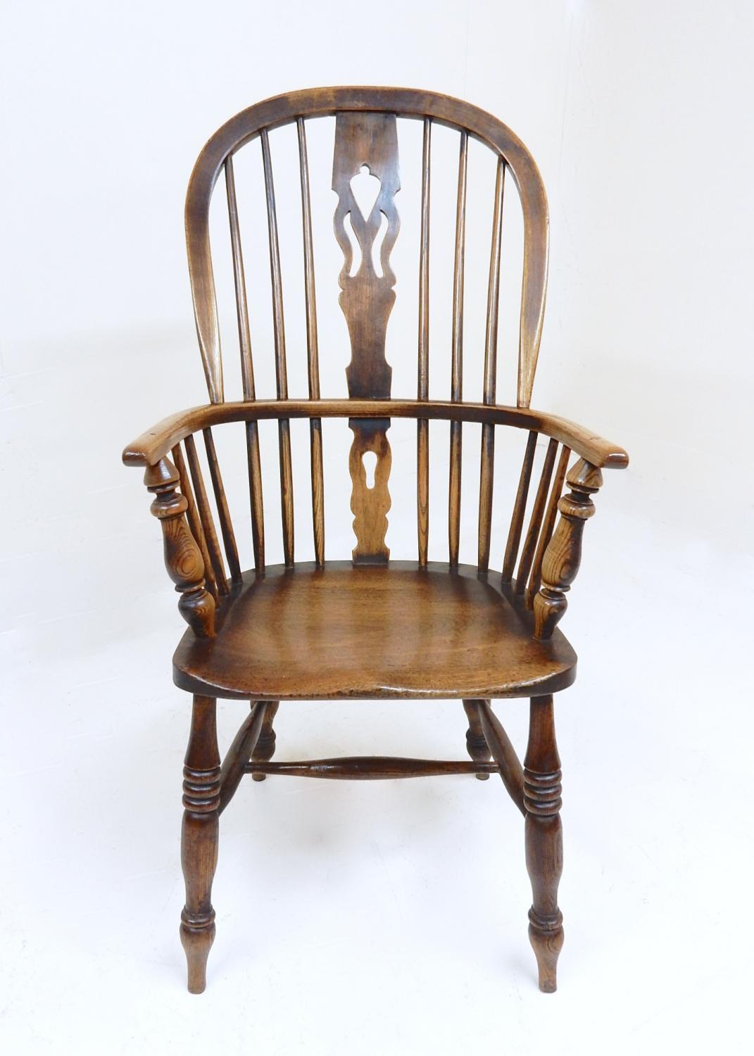 Hoopback Windsor Armchair