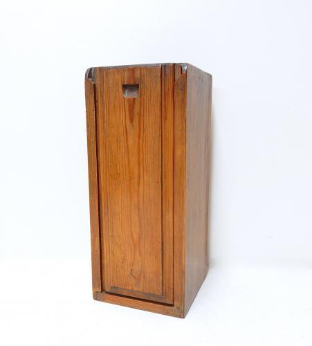 Antique Candle Box