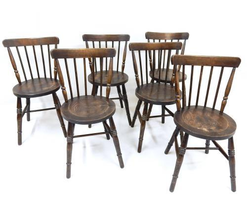 Country Kitchen Chairs