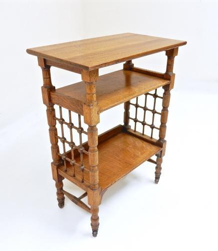Arts and Crafts Liberty Bookstand