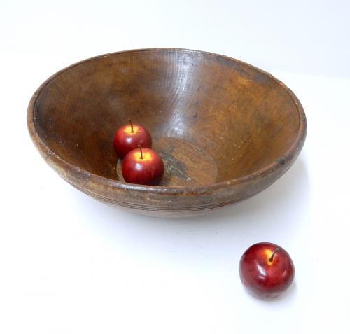 Antique Fruit Bowl