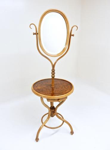 Bentwood Mirror Stand