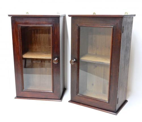 Antique Wall Cabinets