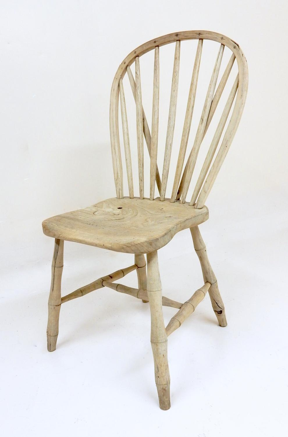 Antique Yealmpton Windsor Chair