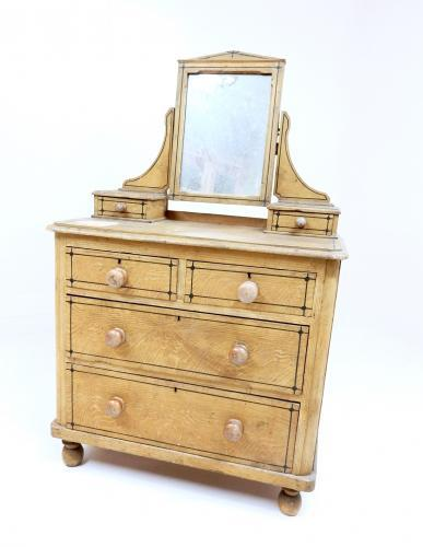 Victorian Dressing Chest
