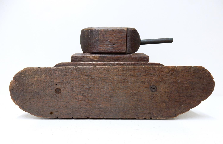Vintage Model Tank