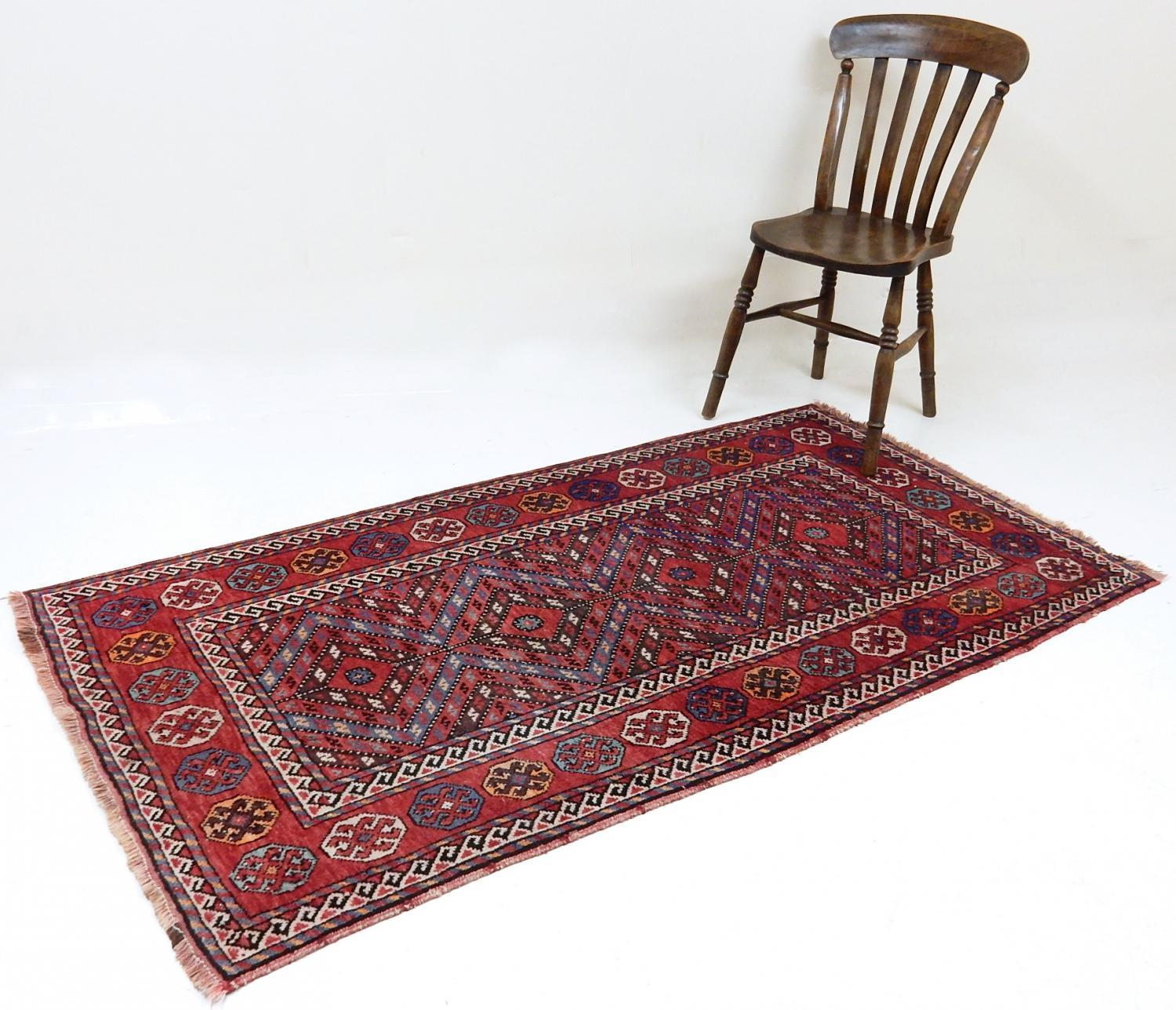 Traditional Carpet Rug