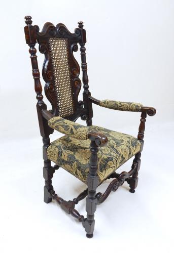 C18th Antique Armchair