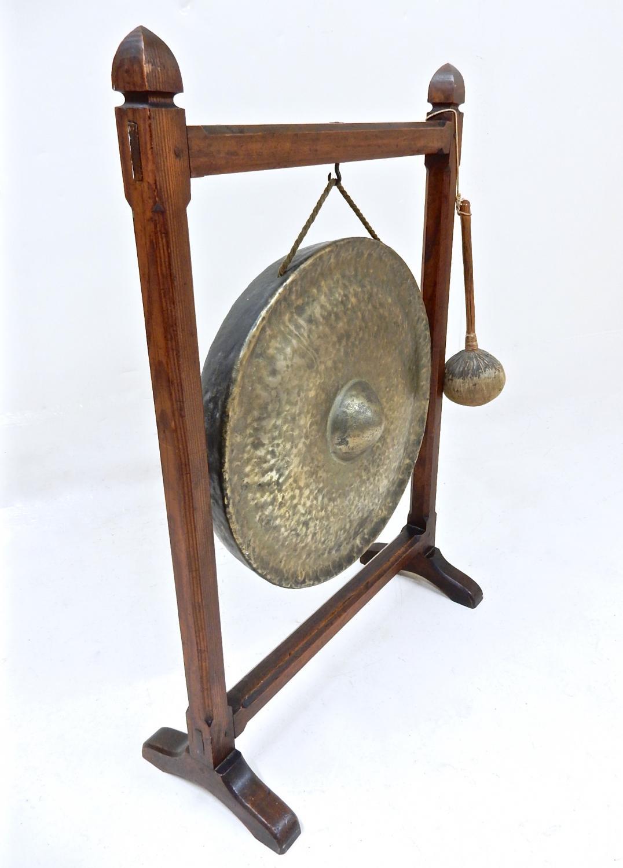 Large Dinner Gong