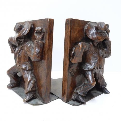 C19th Bookends