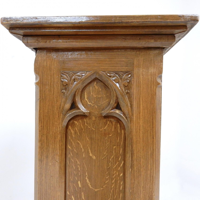 Painted Pine Plinth