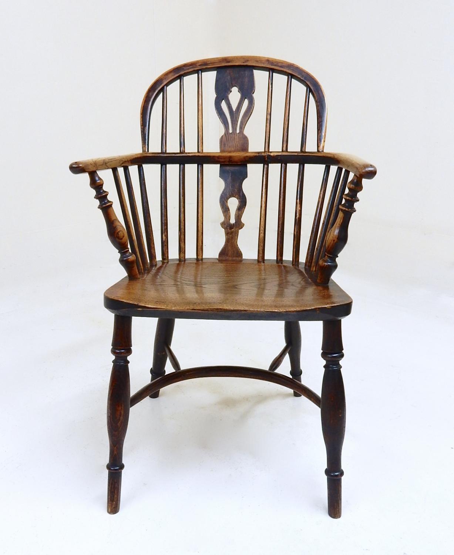 Antique Windsor Armchair