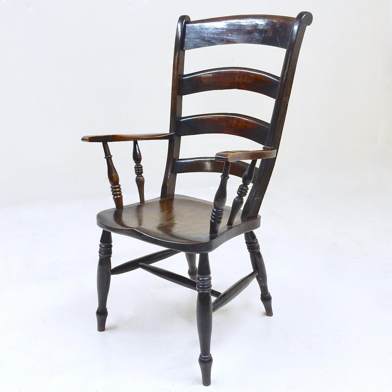 Highback Windsor Armchair