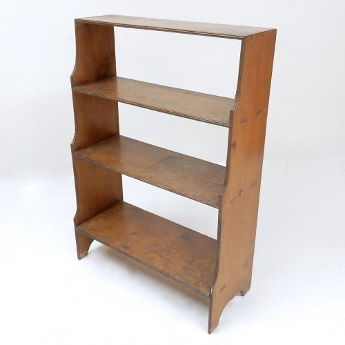 Georgian Pine Bookcase