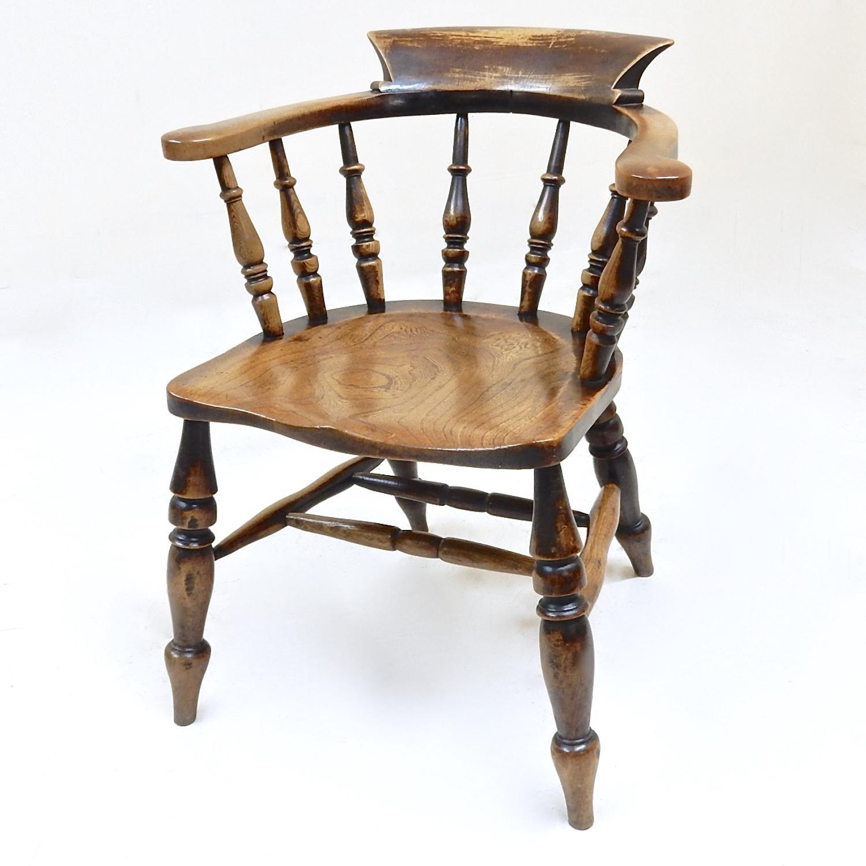 Windsor Smoker's Bow Armchair