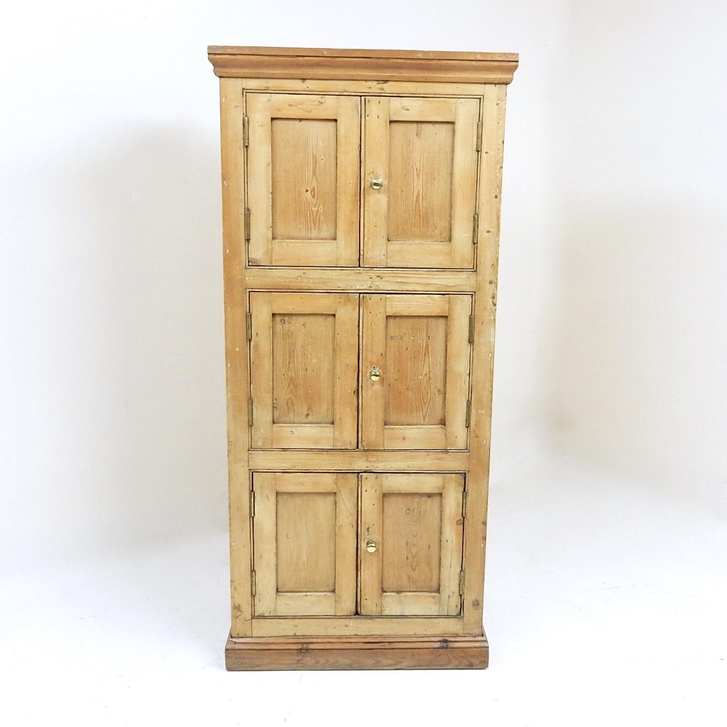 Pine Locker Cupboard