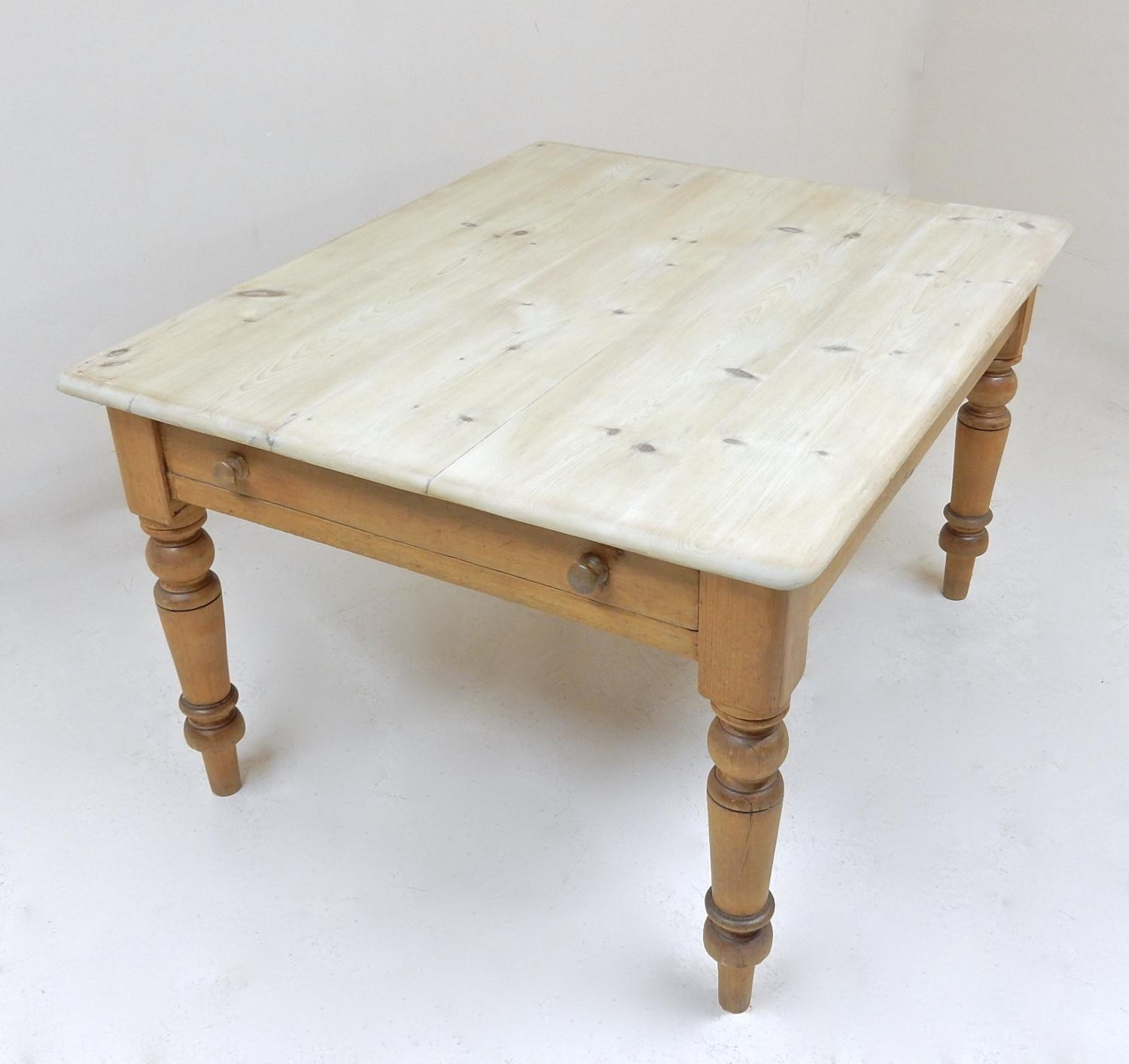 Pine Kitchen Tables For Pine Kitchen Table In Tables And Chairs