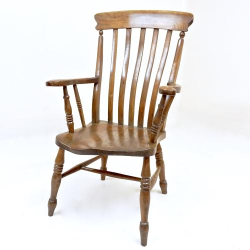 Windsor Grandfather Armchair