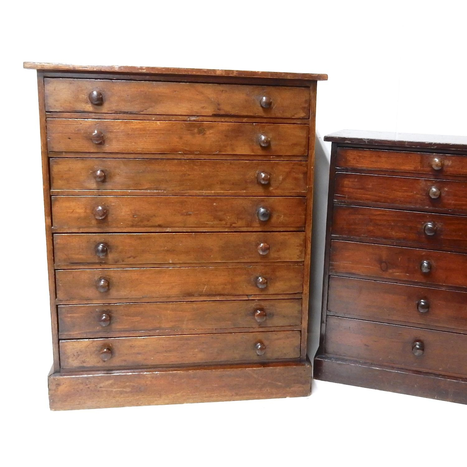 Victorian Collector's Chest