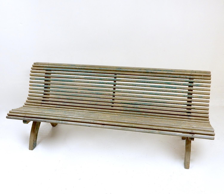 C19th Garden Bench