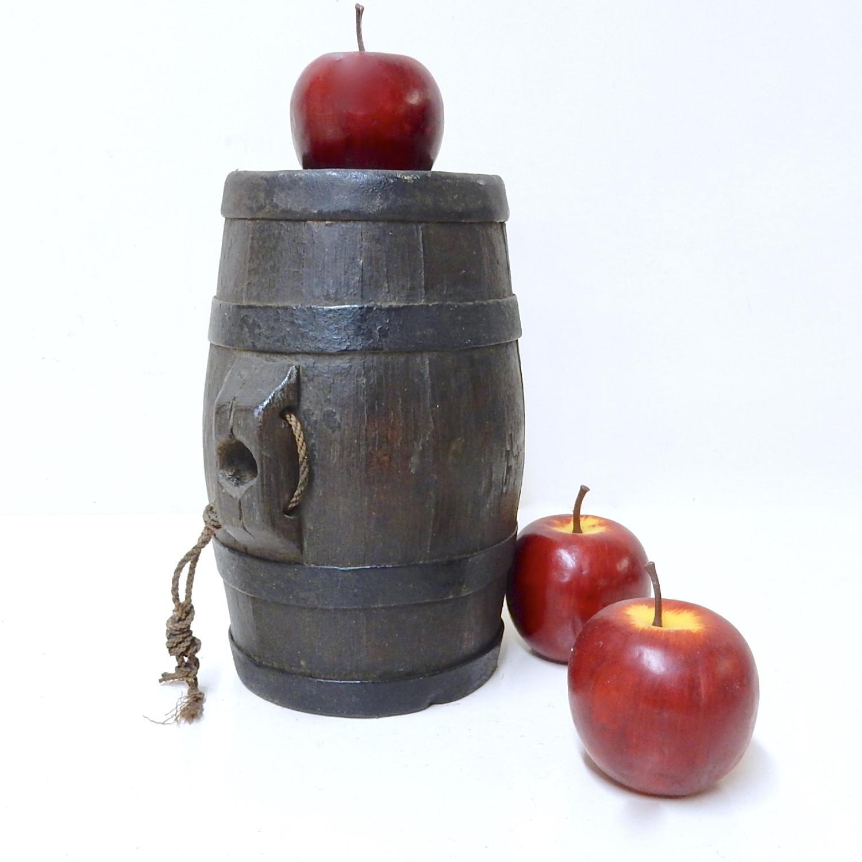 Cider Costrel/Firkin