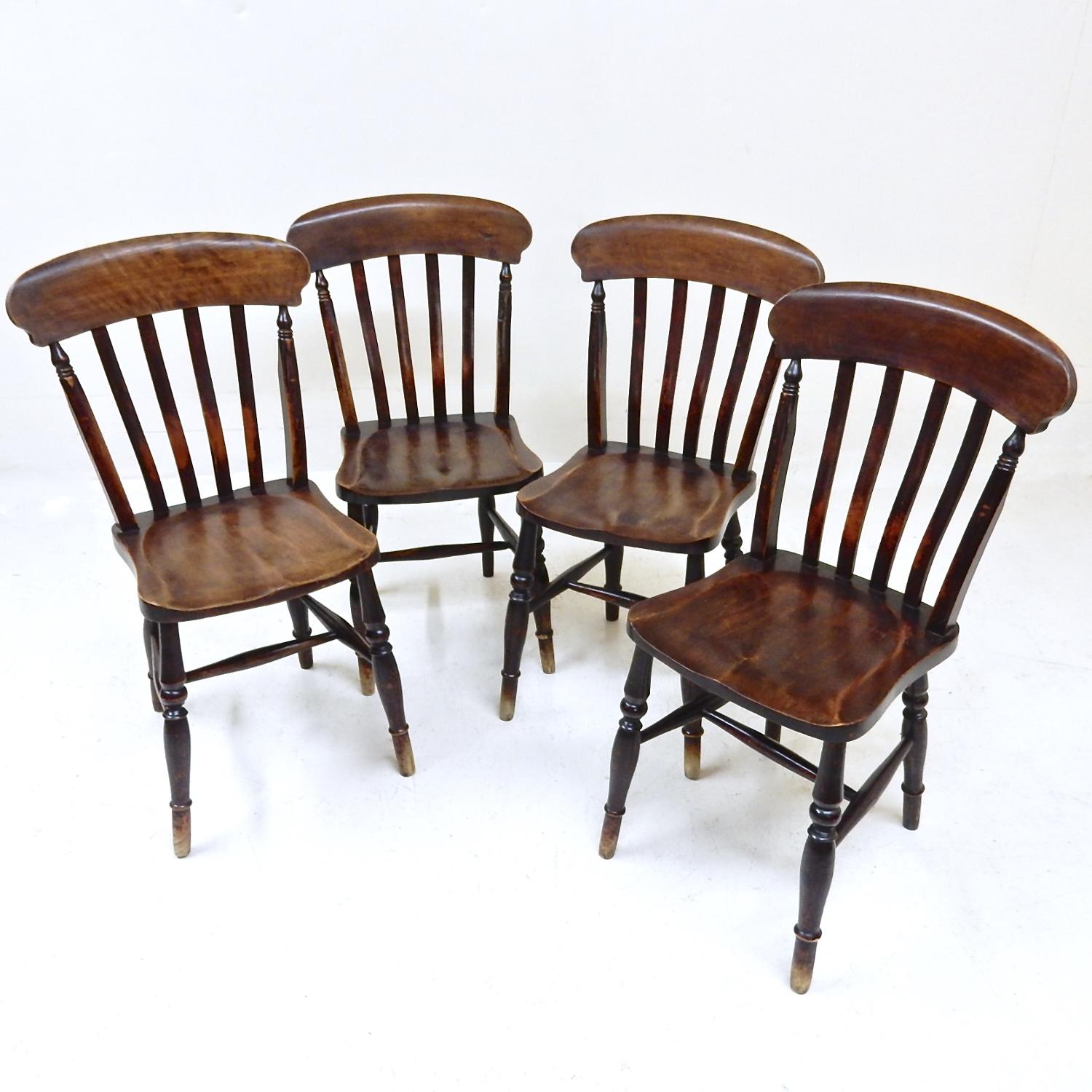 Windsor Kitchen Chairs: Antique Windsor Kitchen Chairs In Tables And Chairs