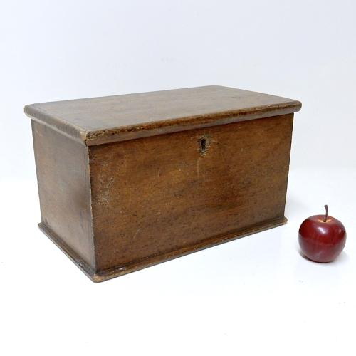 Small Antique Pine Box