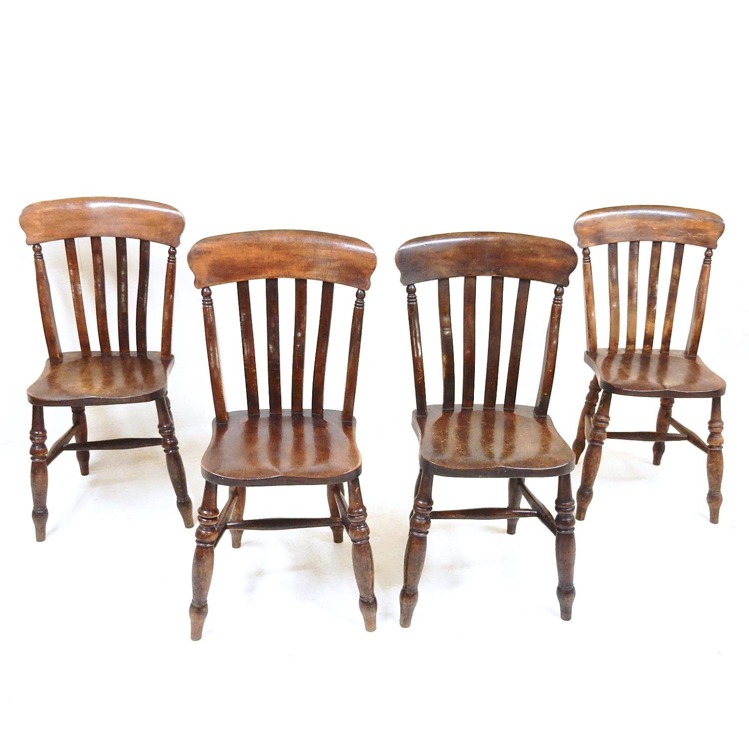 Antique Kitchen Dining Chairs