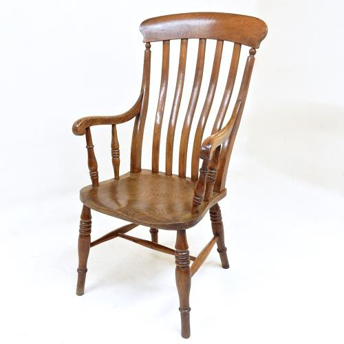 Antique Country Armchair