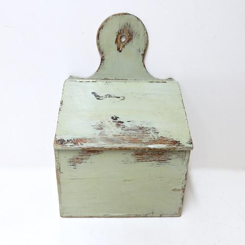 Painted Salt Box