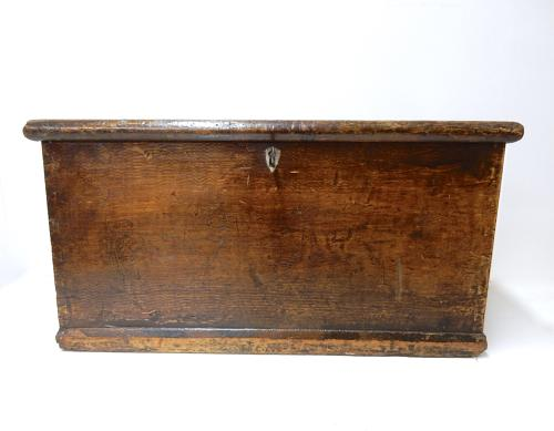 Antique Blanket Chest