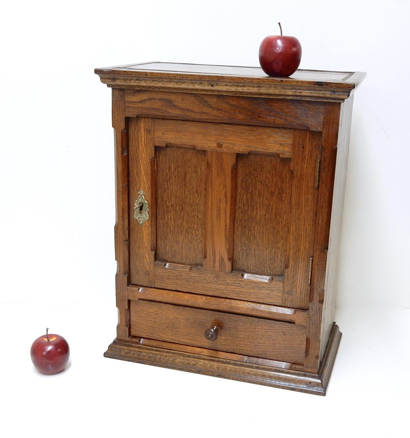 Small Antique Cupboard