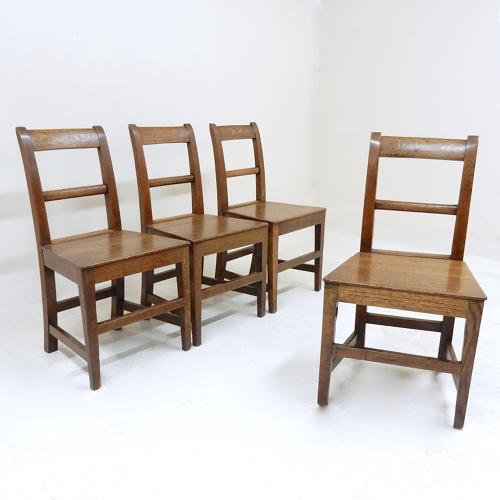 Antique Welsh Dining Chairs