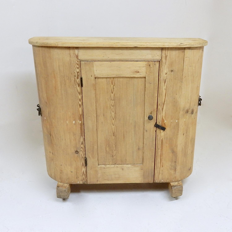 Antique Pine Huffer