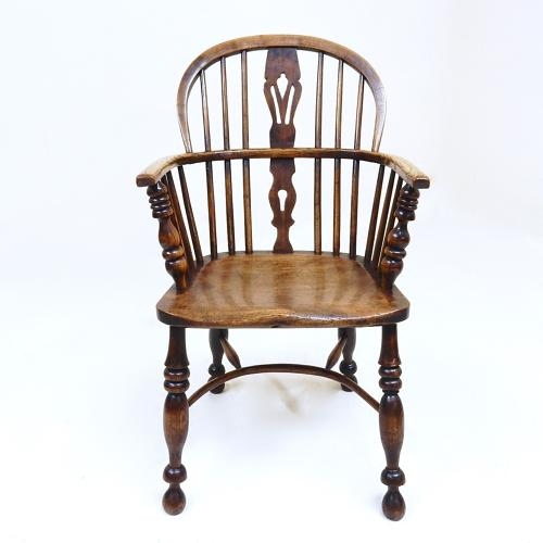Antique Windsor Armchair