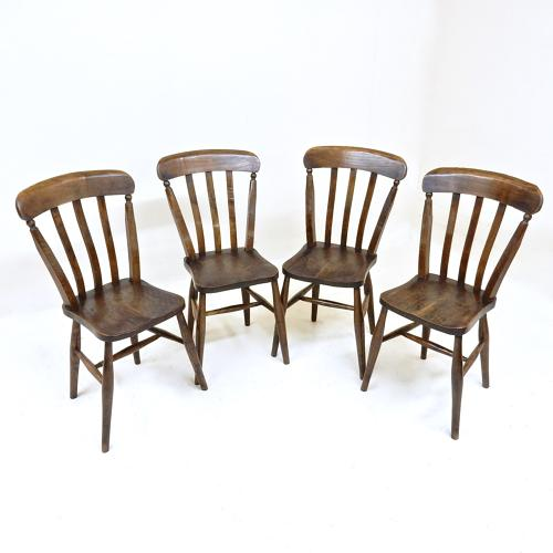 Vintage Country Kitchen Chairs