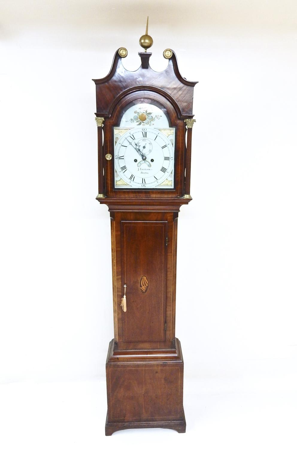Antique Bristol Longcase