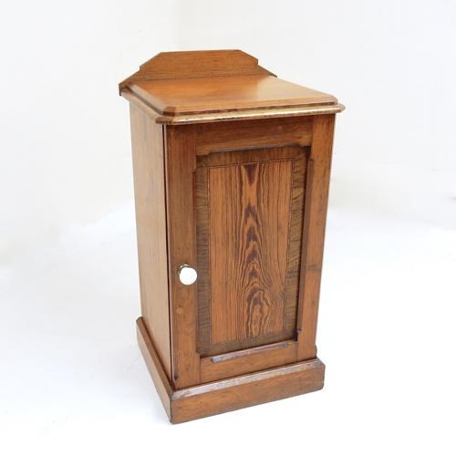 Antique Pine Pot Cupboard