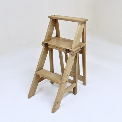 Metamorphic Chair/Steps