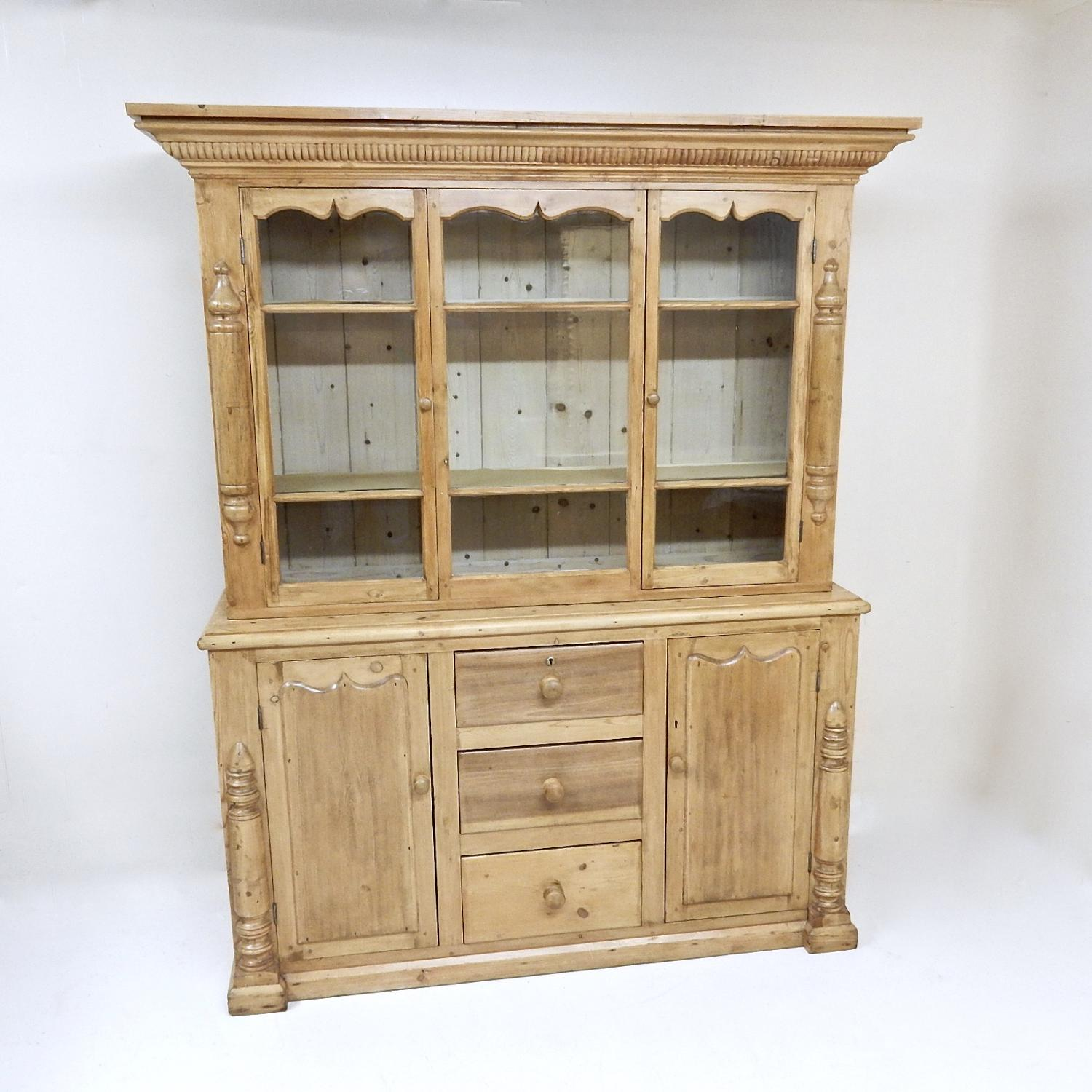 West Country Pine Dresser
