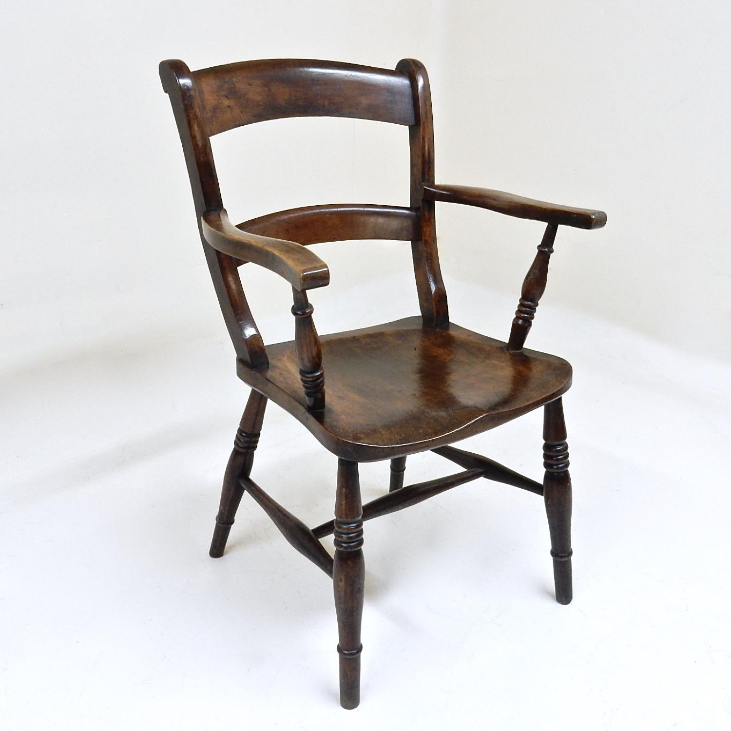 Antique Oxford Windsor Chair