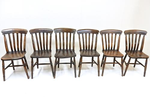 Windsor Lathback Kitchen Chairs